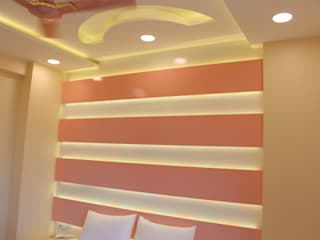 Modern Bedroom by Design mirage Modern