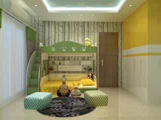 Time Residency Sec- 63 Gurgaon by Design Essentials Modern