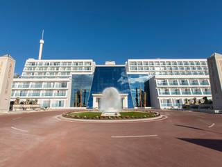 Hotel Gaya Mediteran Oleh Carpintería Metálica El Cristo Mediteran