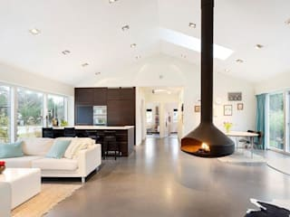 Michelessi srl Living room Iron/Steel Black