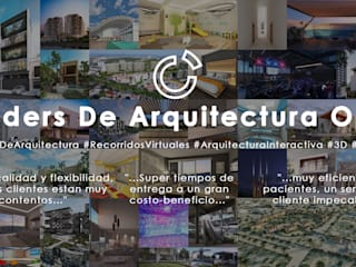 Renders de Arquitectura Open