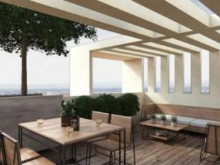Arqcubo Arquitectos Rumah Modern Beton White