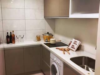 當代小廚 現代廚房設計點子、靈感&圖片 根據 微.櫥設計/We.Design Kitchen 現代風