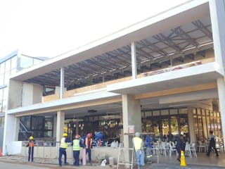 Lillies Quarter Shopping Centre upgrade and design improvements by Imagine Architects (Pty) Ltd