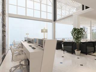 Diamond Hill Residence @ Phuket: ผสมผสาน  โดย Thai Interior Design Co.,Ltd., ผสมผสาน