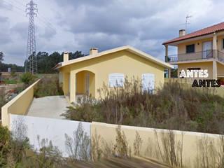Remodelação exterior de casa familiar   GH1 por CGhome