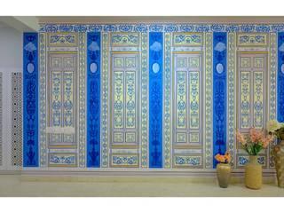 Mr. Raghavan's Modern Indian Home Interiors by Dream Interiors - Interior Designers in Coimbatore Asian
