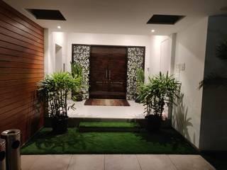 Terrace Garden Modern garden by Ask Design and Build Modern