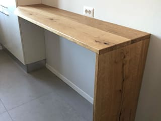 Stil Legno snc KitchenBench tops Solid Wood Wood effect