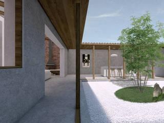 Casa patio | Valencia, Spain estudio calma Jardines japoneses
