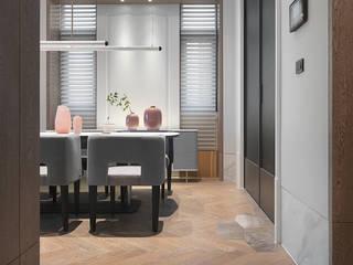 Modern Dining Room by 肯星室內設計 Modern