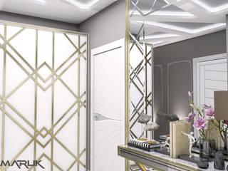 erc mimarlık – S.A. evi tasarımı: modern tarz , Modern