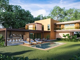 Carlos Eduardo de Lacerda Arquitetura e Planejamento Modern