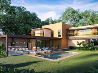 by Carlos Eduardo de Lacerda Arquitetura e Planejamento Сучасний