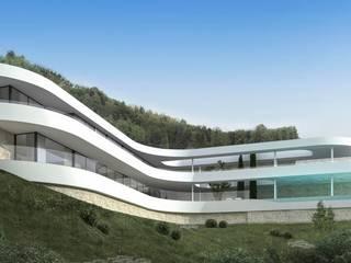 Soluciones Inmobiliarias Caliber & Partners Casas de estilo moderno
