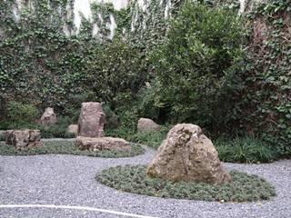 Museo Akane Muray Paisajistas, S.C Museos de estilo asiático Piedra Multicolor