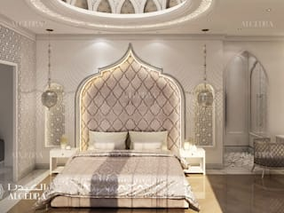 Modern style bedroom by Algedra Interior Design Modern