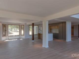 Loema Reformas Integrales Madrid Modern Living Room Beige