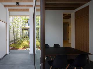 あいいろの家 モダンな庭 の TRANSTYLE architects モダン