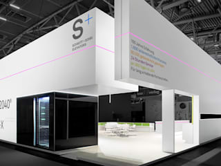 Marius Schreyer Design Centros de exhibiciones