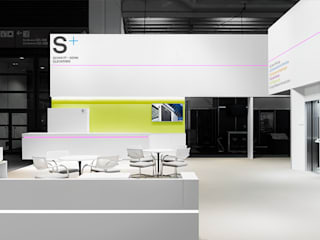 Marius Schreyer Design Centre d'expositions modernes