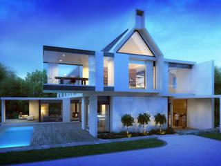 by Imagine Architects (Pty) Ltd Modern