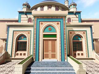 SULTANGAZİ CAMİİ Klasik Evler Mila Mimarlık & İnşaat Klasik
