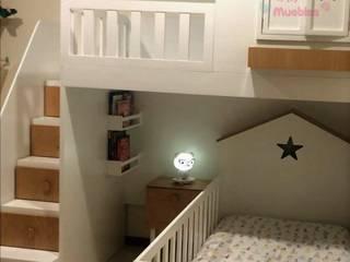 Litera Estrella de Happy Kids Muebles