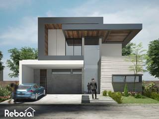 Una vida, un hogar, ¡una oportunidad para construirlo en Rebora! Casas modernas de Rebora Arquitectos Moderno