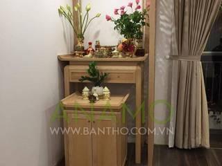 Mẫu bàn thờ gia tiên - Bàn Thờ Anamo: Châu Á  by Bàn Thờ Anamo, Châu Á