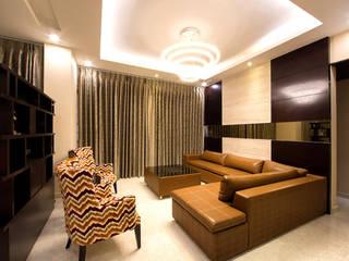 Salas de estar minimalistas por Studio a+i Minimalista