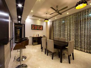 Salas de jantar minimalistas por Studio a+i Minimalista
