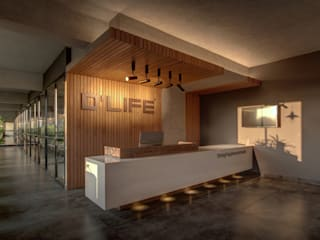 DLIFE Home Interiors - Corporate Office by DLIFE Home Interiors