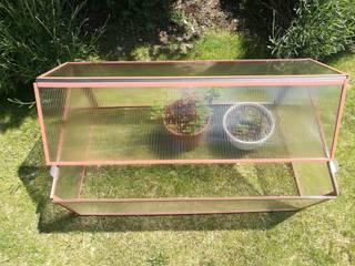 Serrette per giardino ecologiche Aleana 1 di Il Giardino delle Idee