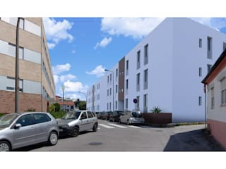 edificio Algarve por Planlab - Engenharia e Arquitectura