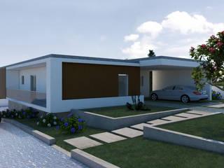 Casa Vinhanova por Planlab - Engenharia e Arquitectura