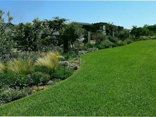 Jardines rurales de Young Landscape Design Studio Rural