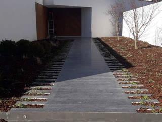Modern Garden by Isabel Aragão Oliveira Modern
