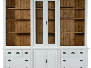 Mobili a Colori Living room Wood White