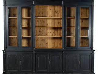 Mobili a Colori Living room Wood Black