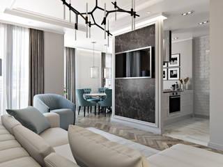 Студия дизайна интерьера квартир в Киеве belik.ua Classic style living room
