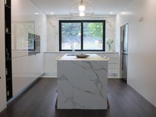 Kitchen - Cubismo Soft - LoSartori Cozinhas modernas por LoSartori Moderno