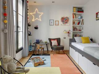 Design d'intérieur Kamar Bayi/Anak Modern