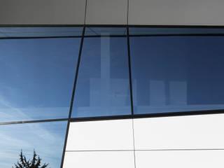 PAULO MARTINS ARQ&DESIGN Minimalistische Bürogebäude