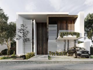 Planifica la casa de tus sueños, en Rebora queremos escuchar tus ideas. Casas modernas de Rebora Arquitectos Moderno