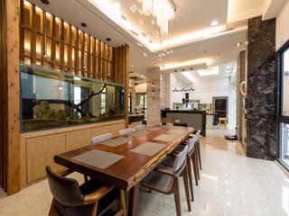 別墅案件 根據 美立達室內裝修工作室 日式風、東方風