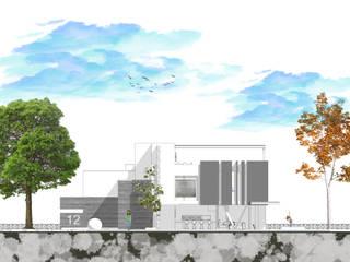 modern  von Arqcubo Arquitectos, Modern