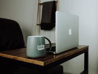 Acacia Study/officeDesks Wood Black
