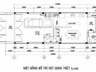Công ty xây dựng nhà đẹp mới Garasi Modern