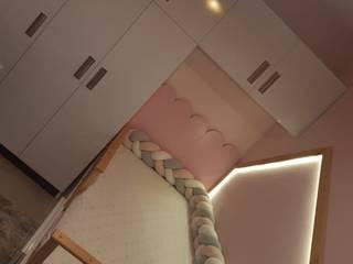 Çocuk Odası Projesi Burak Şakar İç Mimarlık Minimalist